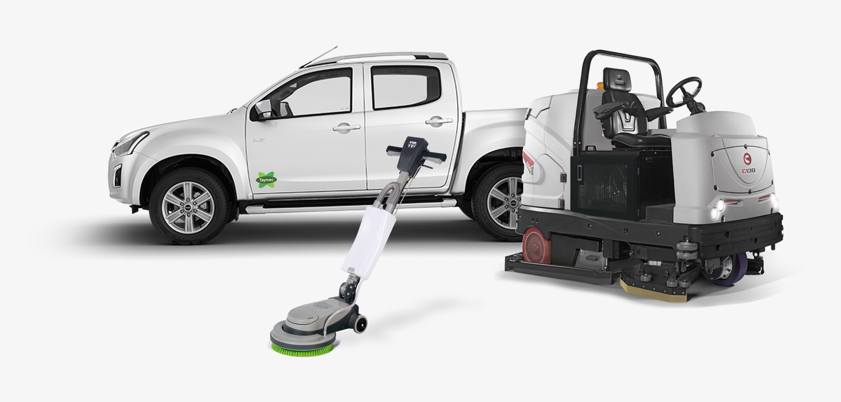 South Wales Cleaning Machine Hire